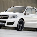 Kicherer Launches 2012 Mercedes-Benz M-Class in a New Sports Suite
