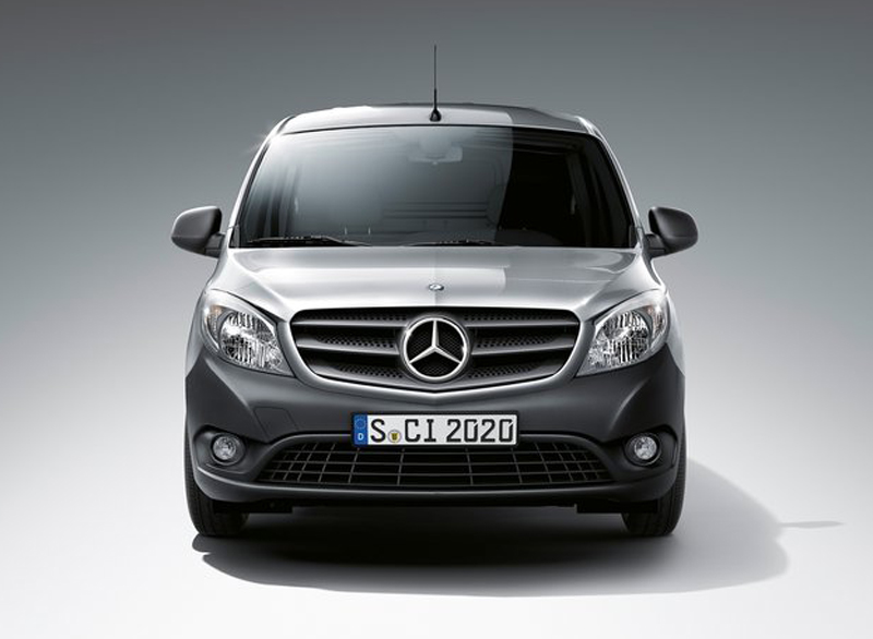Mercedes Benz Citan 2013 3 2013 Mercedes Benz Citan features