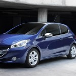 Peugeot 208 2013 150x150 2013 Peugeot 208 Emphasizes Usage of Aerodynamic Tools to Tune up Cars