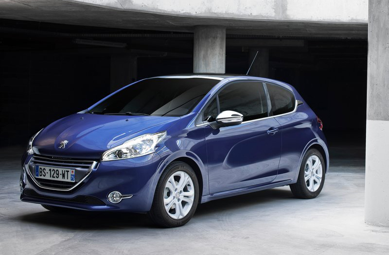 Peugeot 208 2013 2013 Peugeot 208 Emphasizes Usage of Aerodynamic Tools to Tune up Cars