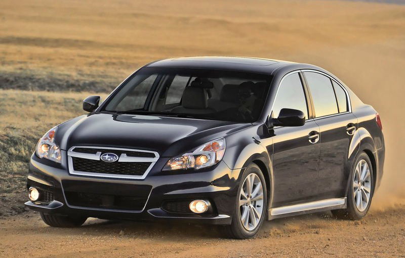 Subaru Legacy 2013 1 2013 Subaru Legacy   A Car Review