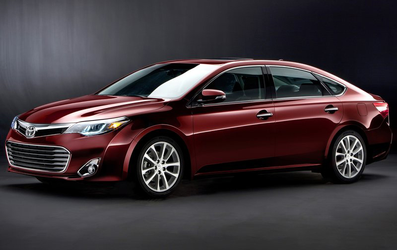 Toyota Avalon 2013 5 2013 Toyota Avalon   More Dynamic in Design