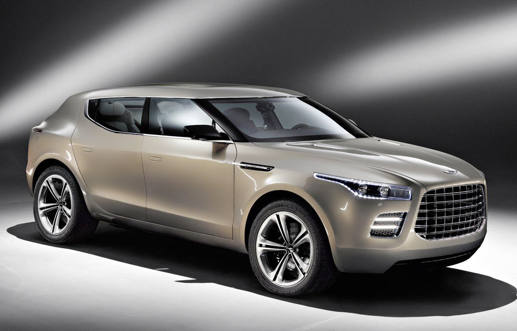 2013 Aston Martin Lagonda Concept Aston Martin Still Hopes to Revive Lagonda Concept Upgradation Project