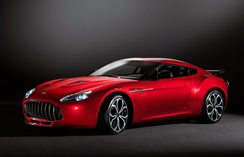 2013 Aston Martin V12 Zagato The 2013 Aston Martin V12 Zagato – Inside the Box