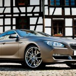 2013 BMW 6-Series Gran Coupe UK Version
