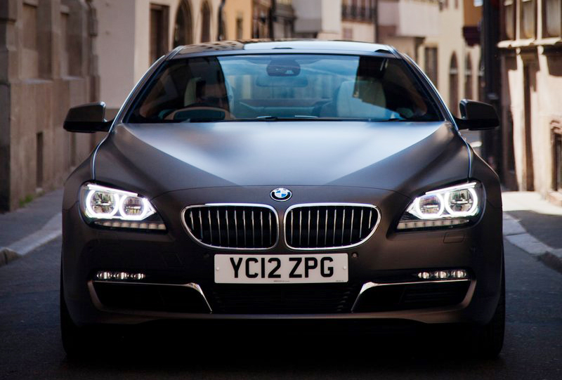 2013 BMW 6 Series Gran Coupe UK Version 4 2013 BMW 6 Series Gran Coupe UK Version   A Review