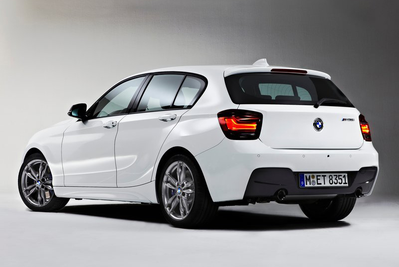 2013 BMW M135i 2 2013 BMW M135i   Meant for Sophisticated Guys