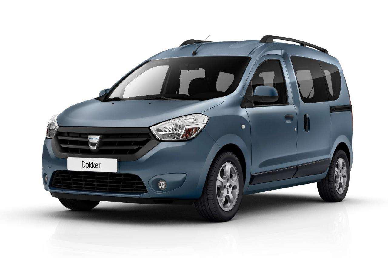 2013 Dacia Dokker Dacia Decided to Release 2013 Dokker and Dokker MPV Vans