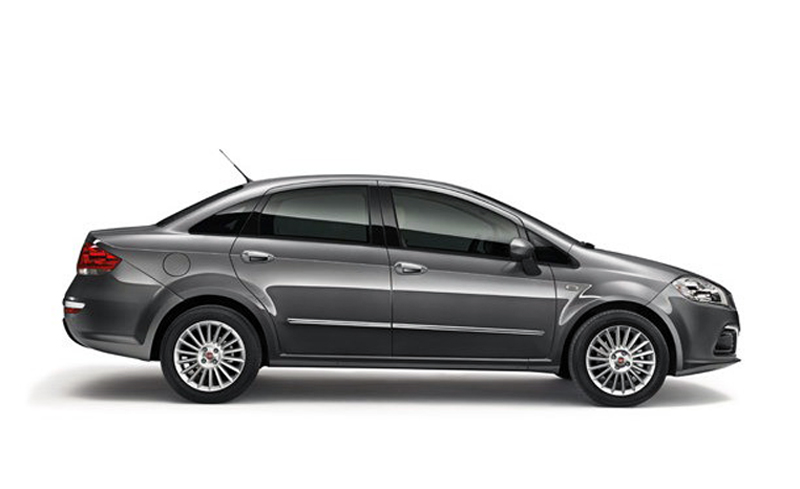 2013 Fiat Linea Sedan 2 Fiat Rejuvenates 2013 Linea Sedan With Light