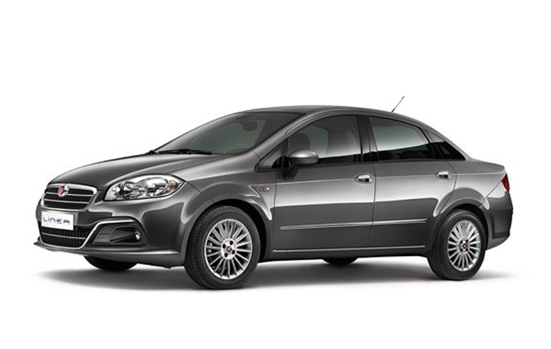 2013 Fiat Linea Sedan Fiat rejuvenates 2013 Linea Sedan with light cosmetic makeover