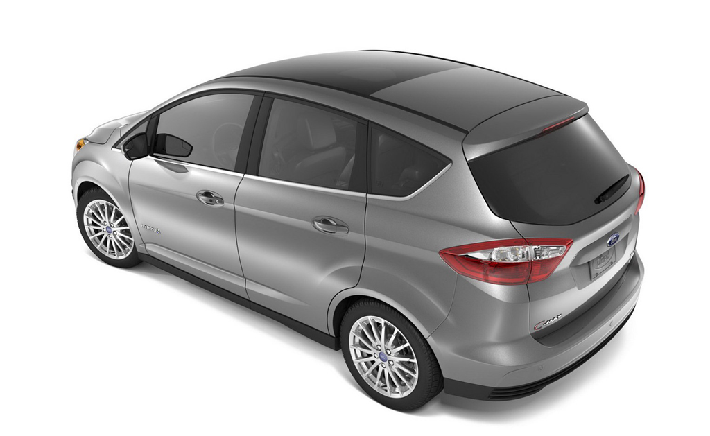 2013 Ford C MAX Hybrid 2 2013 Ford C MAX Hybrid   A Review