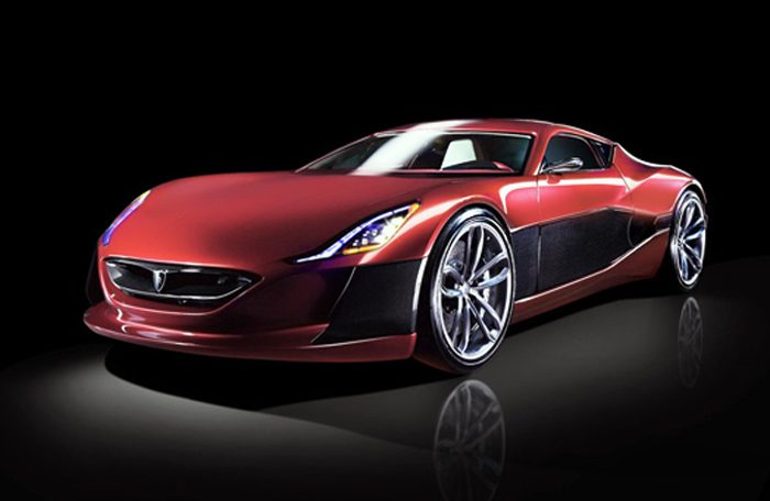 2013 Rimac Concept One 2013 Rimac Concept One for $980,000
