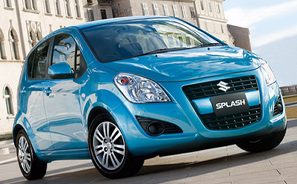 2013 Suzuki Splash City Car Suzuki to Release the Upgraded 2013 Splash City Car