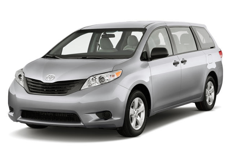 2013 Toyota Sienna 2013 Toyota Sienna – Performance plus Technical Configuration   A Report