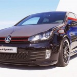 2013 VW Golf GTI Black Dynamic Concept