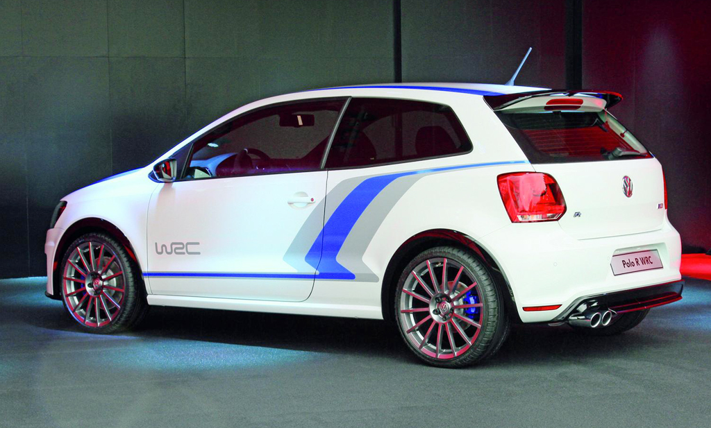 2013 VW Polo R WRC Street and Race Editions 2 2013 VW Polo R WRC Street and Race Editions   Fuel Economic