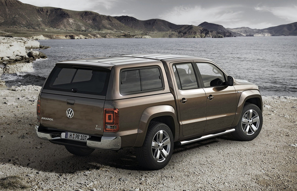 volkswagen to start production of 2013 amarok pickup truck in germany. Black Bedroom Furniture Sets. Home Design Ideas
