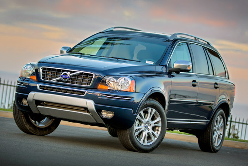 2013 Volvo XC90 2013 XC90 to Be Released by Volvo