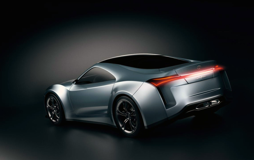 2014 Toyota Supra Successor 2 2014 Toyota Supra Successor to feature a mid mounted, hybridised 3.5 liter V6