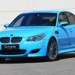 BMW G-Power M5 Hurricane RRs