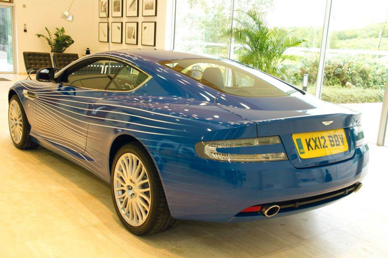 2013 Aston Martin DB9 1M 3 2013 Aston Martin DB9 1M Revealed