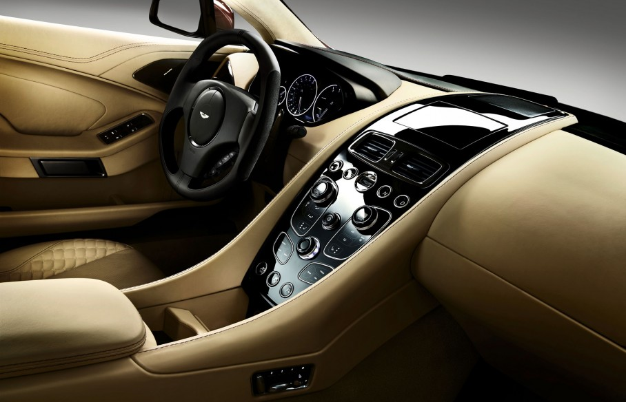 2013 aston martin vanquish the james bond car resurrected. Cars Review. Best American Auto & Cars Review