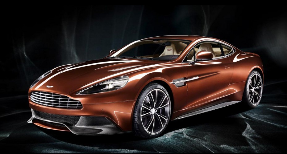 2013 Aston Martin Vanquish 2013 Aston Martin Vanquish: The James Bond Car Resurrected