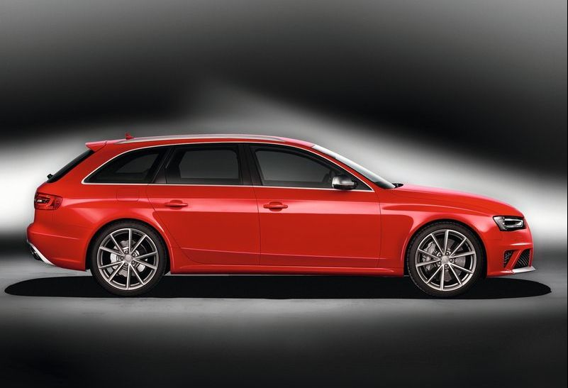 2013 Audi RS4 Avant 2 2013 Audi RS4 Avant   Fuel Economic and Aerodynamic