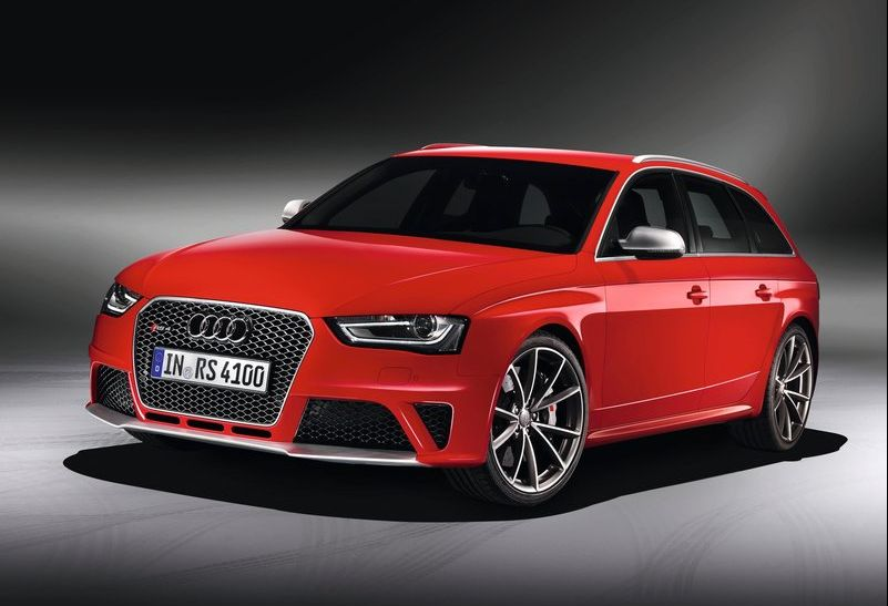 2013 Audi RS4 Avant 2013 Audi RS4 Avant   Fuel Economic and Aerodynamic