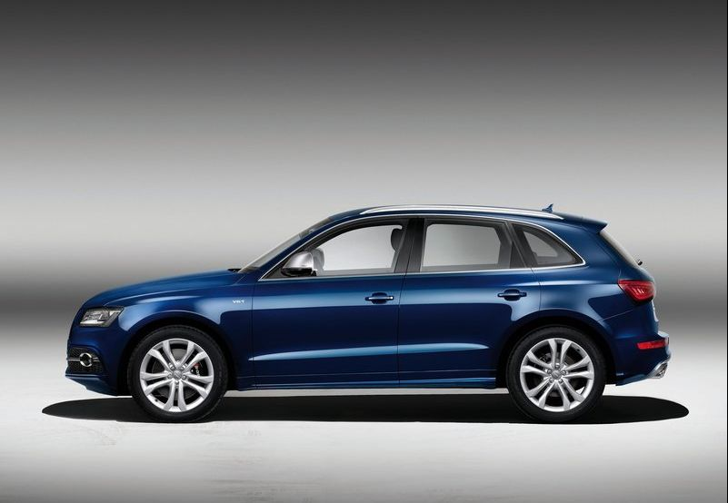 2013 Audi SQ5 TDI 2 2013 Audi SQ5 TDI   Famous for Its Aesthetic Glamour and Charismatic Glow