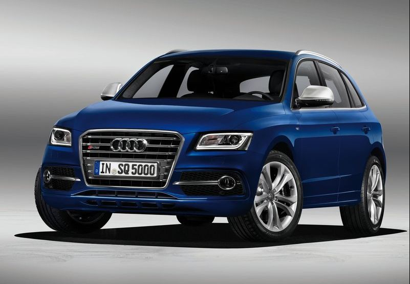 2013 Audi SQ5 TDI 2013 Audi SQ5 TDI   Famous for Its Aesthetic Glamour and Charismatic Glow