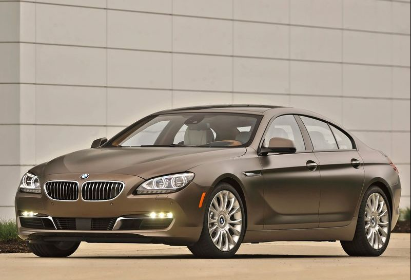 2013 BMW 640i Gran Coupe 1 2013 BMW 640i Gran Coupe   A Review