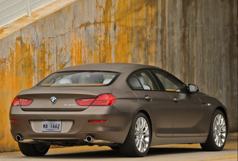2013 BMW 640i Gran Coupe 3 2013 BMW 640i Gran Coupe   A Review