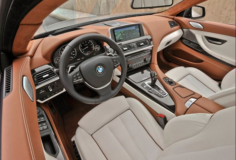 2013 BMW 640i Gran Coupe 7 2013 BMW 640i Gran Coupe   A Review