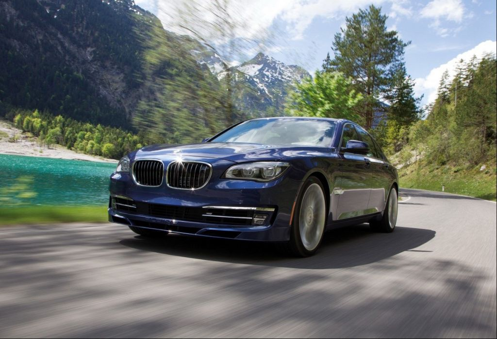 2013 BMW Alpina B7 Facelift 2013 BMW Alpina B7 Facelift   Compact Tune up Program