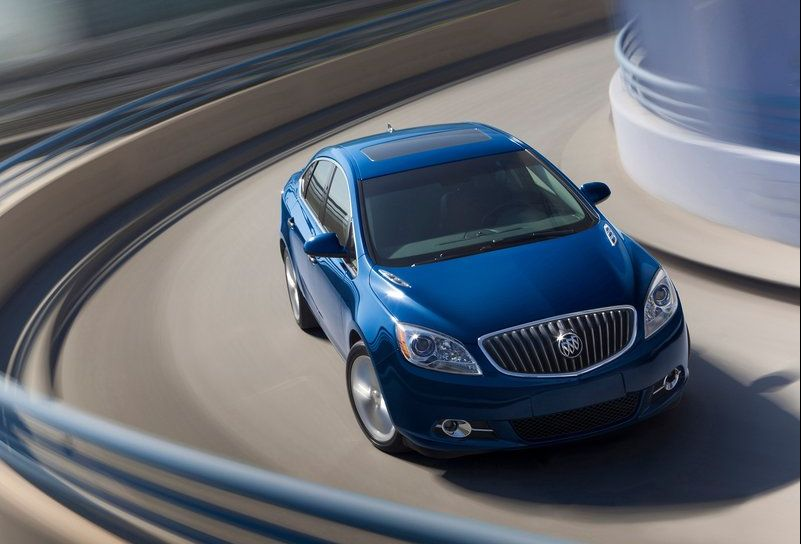 2013 Buick Verano Turbo 2013 Buick Verano Turbo   More Stylish and Meant for High Profile Class