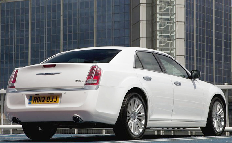 2013 Chrysler 300C 4 2013 Chrysler 300C Equipped with 3.0 litre V6 Turbo Power train