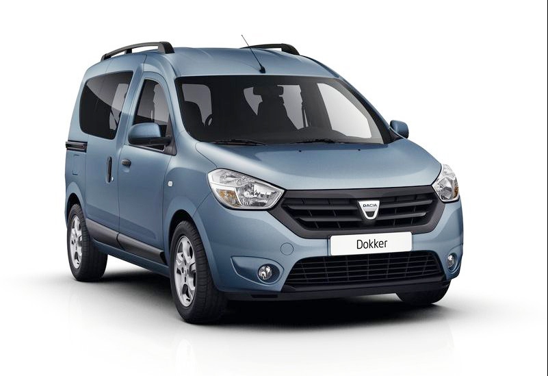 2013 Dacia Dokker 2013 Dacia Dokker   Eco friendly and Fantastic in Design