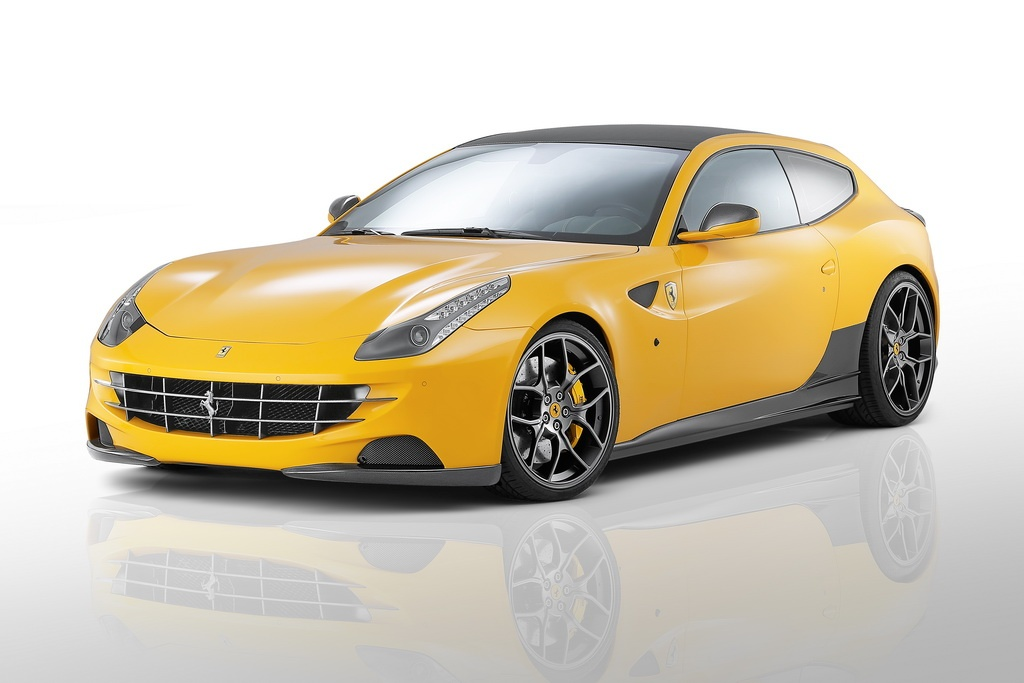 2013 Ferrari FF by Novitec Rosso 2013 Ferrari FF by Novitec Rosso with a Full Upgraded Power train