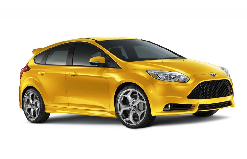 2013 Ford Focus ST 2013 Ford Focus ST with its Revolutionary Turbo Overboost Technology