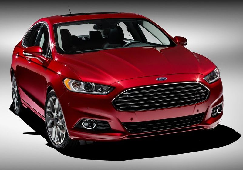 2013 Ford Fusion 1 2013 Ford Fusion   A Tech Spec Report