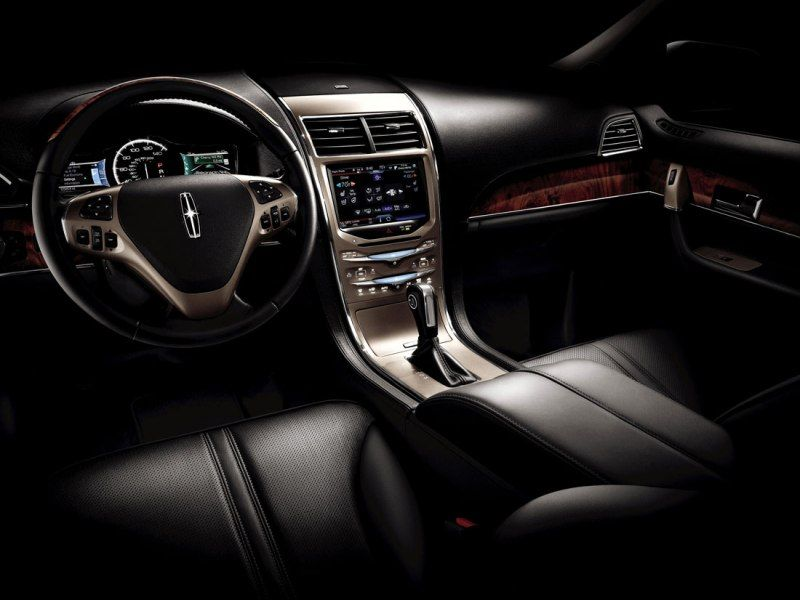 2013 Lincoln MKX 5 2013 Lincoln MKX   A Car Review