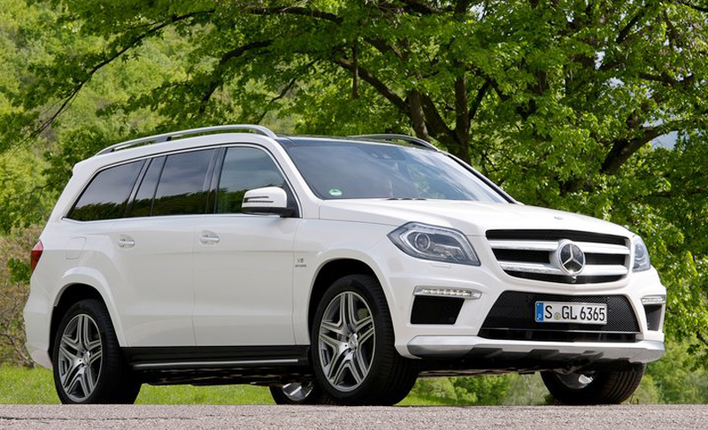 2013 Mercedes Benz GL63 AMG 2013 Mercedes Benz GL63 AMG   A Review