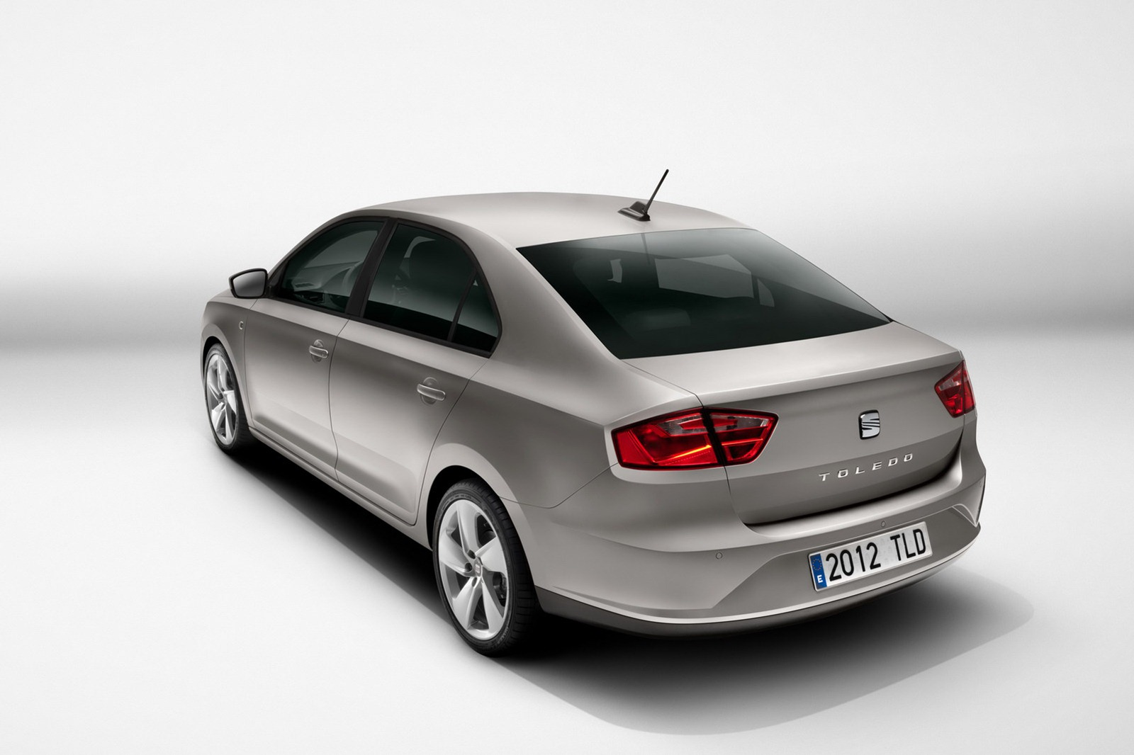 2013 Seat Toledo Compact Sedan 3 2013 Seat Toledo MK 4 with Sophisticated Power train Kit