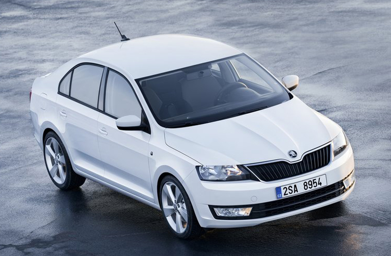 2013 Skoda Rapid 2013 Skoda Rapid: The Right Car at the Right Time