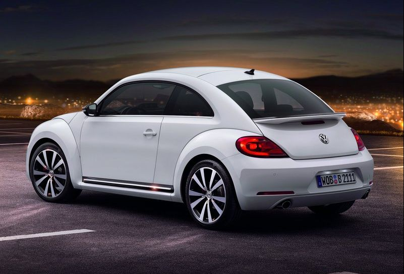 2013 Volkswagen Beetle 2 The New 2013 Volkswagen Beetle: Ready for the Kill
