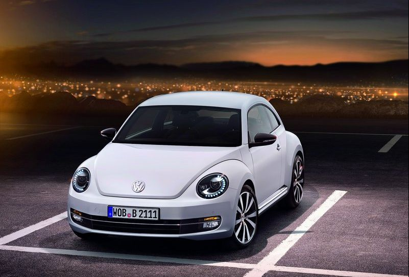 2013 Volkswagen Beetle The New 2013 Volkswagen Beetle: Ready for the Kill