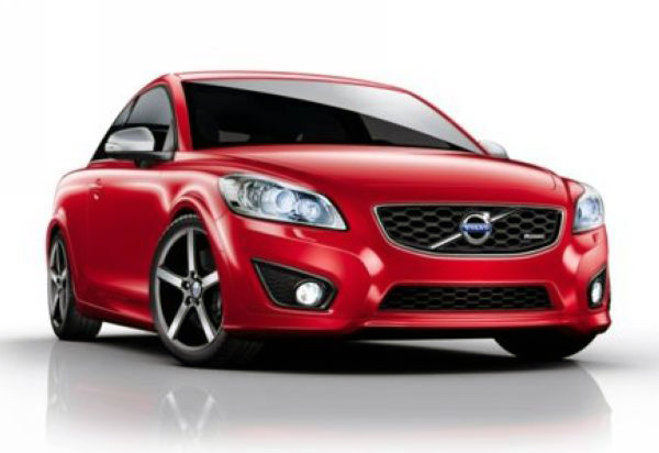 2013 Volvo C30 2013 Volvo C30   Dashing Design with Wonderful Color Contrasts