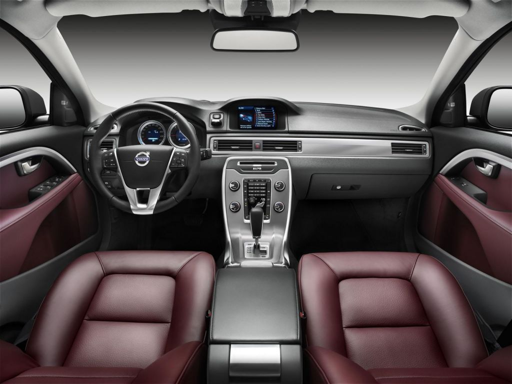 2013 Volvo S80 – Magnificent in Curb Appeal
