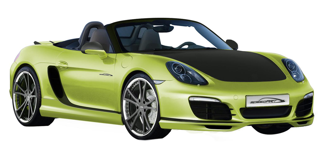 2013 speedART SP81 R 2013 SpeedART SP81 R based on Porsche Boxster Reveals Itself